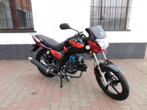 BARTON SPRINT 2  - RS EURO 4 50 cc motorower