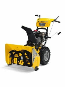 STIGA SNOW BLIZZARD - BRIGGS & STRATTON